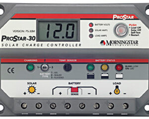 Morningstar ProStar PS-30M Charge Controller