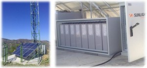 Do you know that numerous Telecom Base Stations (BTS) worldwide are powered by SUNLIGHT's RES OPzV Batteries?