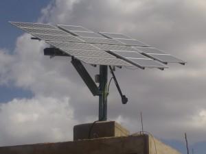 Lorentz Solar Water pumping. Kitengela