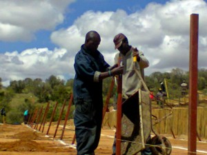 100Kw Solar Project, Laikipia, Center for Alternative Technologies